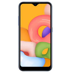 Celular GALAXY A01 BLUE 32GB