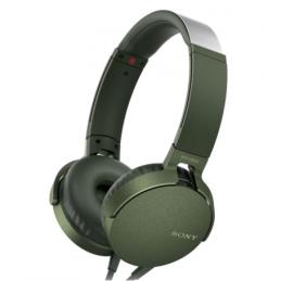 Audífonos Sony EXTRA BASS™...