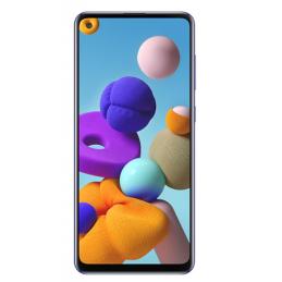 Celular Samsung A21s  AZUL...