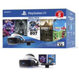 PSVR 5 Game Mega Pack - LATAM