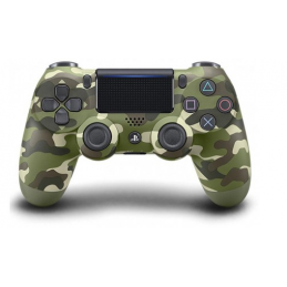 Control PS4 DS4 (CUH-ZCT2U) Green Camouflage