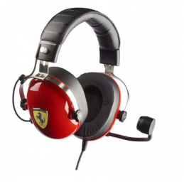 PS4 Thrustmaster T Racing Scudeira Ferrari Headset