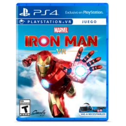 PSVR Iron Man