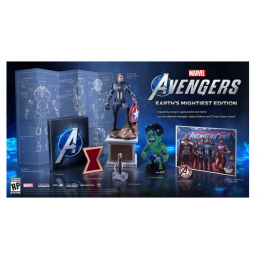 PS4 Avengers CE