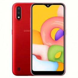 Celular GALAXY A01 RED 32GB