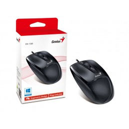 MOUSE GENIUS DX-150X USB NEGRO