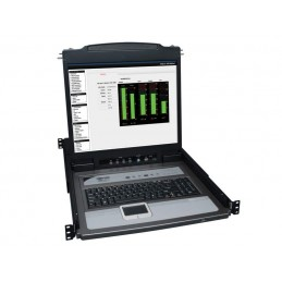 Consola multiplexor KVM -...