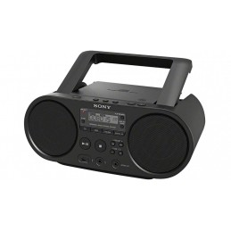 Sistema de sonido portatil Sony con CD / Reproduce USB, MP3 / Sintonizador de radio AM/FM / Potencia